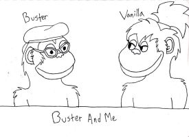 80s Shows: Buster And Me by AmandaTaylor
