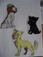Supercaninatural dogs 2. by XSoul-ArtistX