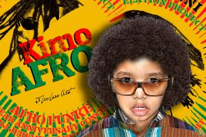 Kimo Afro by M-AlJabarty