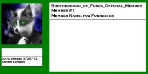 member id #1 by PhantomZFox
