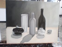 Still Life WIP by Furzmet