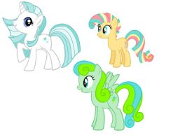 MLP Adopts 3 OPEN by MLPFIM-Adopts