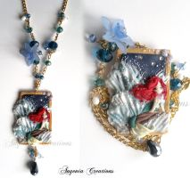 fragments of a dream Ariel by AngeniaC