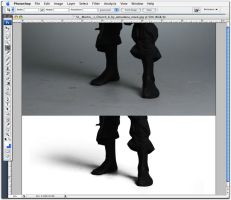 Retaining Shadows Tutorial by Retoucher07030