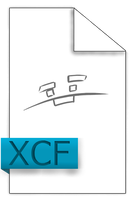 My own XCF icon :D by MaikSan