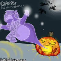 Ghosts Just Wanna Dance by Gamchawizzy