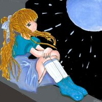once in a blue moon by 9madgirl9