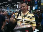 Palladium Books GenCon Booth 2014 59 by MADMANMIKE