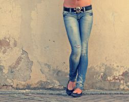 my hot jeans by DocSonic