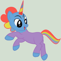 Mr. Narwhalicorn by Jess4horses