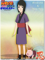 Shizune And Ton Ton Kids by Epistafy