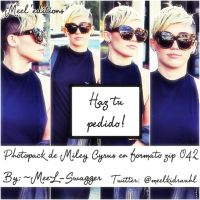Photopack de Miley Cyrus 042 by MeeL-Swagger