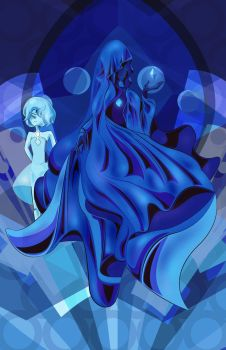 Blue Diamond by Mariolord07