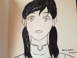 Korra : The Legend of Korra by themagicofpotter