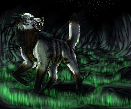 Forever in the Dark by Wolven-Sister