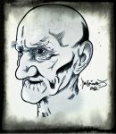 Old man. by IsoguL