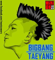 TAEYANG by maddaluther