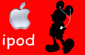 Ipod Mickey by jedimickey