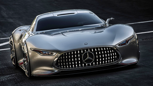 Mercedes AMG Vision Concept 11 by llexandro