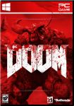 DOOM 4 - Red Band Box Cover - Fan Art by Carnaga