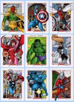 Marvel's Greatest Heroes: Avengers 1 by tonyperna
