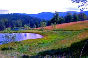 Natural Vermont by NullCoding