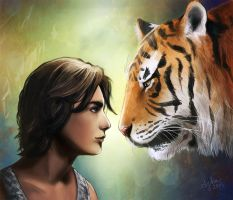 The Jungle Book by TirraMisu