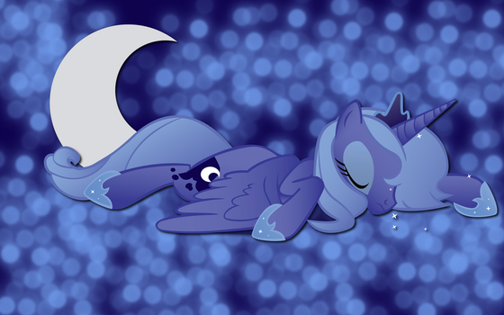 Luna wall paper 5 by AliceHumanSacrifice0