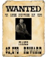 Francis wanted by koolkoopa