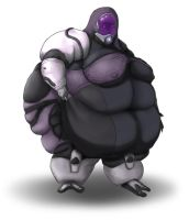 Tali-Tubby by G-Nibbles