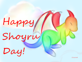 Happy Shoyru Day 2011 by tiketot4