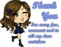 THANK YOU GUYS by Roxabelle