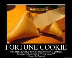 Fortune Cookie by Balmung6