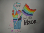 End the Hate by MissLuckychan29