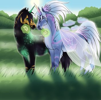 A Pleasant Day - MP Payment by xFrostfall