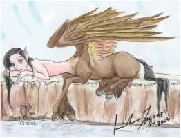 Centauress by Devilsinc53