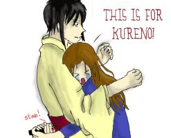 For Kureno... by Sophalone