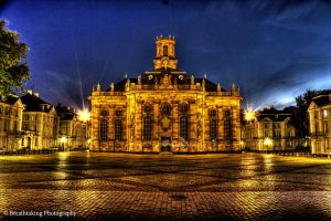 The Ludwig's church 1 HDR by xMAXIx