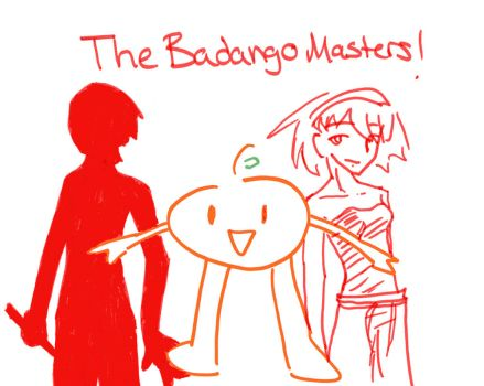 The Badango Masters by asellus