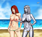 D+D Xtreme Beach Volleyball 8 by Maelora69