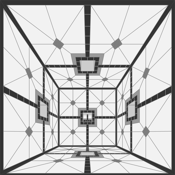 The Cube 2: Hypercube by ScorchedCube