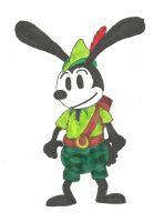 WOM Oswald the Lucky Rabbit by CKToonStudios