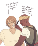 Just a quick shave by Kiaraz