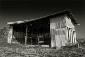 The Bent Shed by daniel21