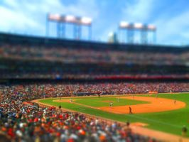 ATT Park Tilt Shift by hapadesign
