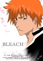 Bleach by Maxfade