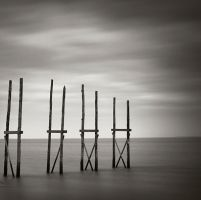 Old pier 2 by giedriusvarnas