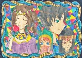 Florante at Laura by aikaaa