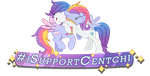 I Support Centchi by DecPrincess
