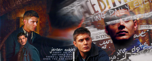Jensen Ackles by cheapescape